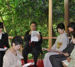 映画「京」上映、「京都への恋文」表彰式